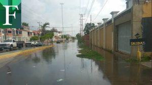 Activaron plan de contingencia tras crecida del río Neverí en Anzoátegui