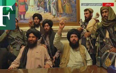 Comunidad internacional duda en reconocer a los talibanes