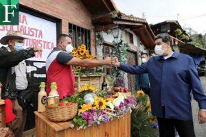 Maduro planea establecer en El Ávila la primera ciudad comunal una vez que se apruebe la ley